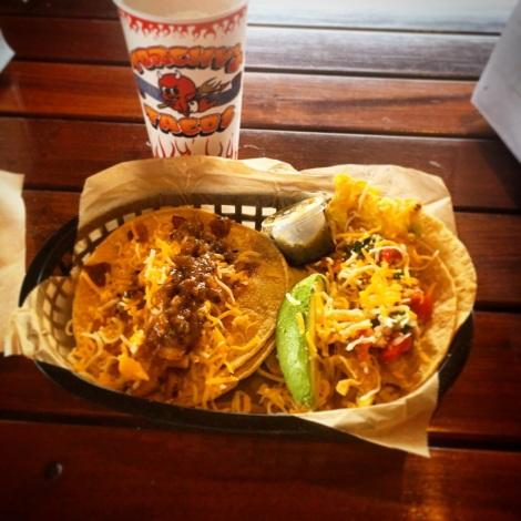 Boom.  Tacos.  Boom.